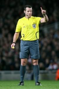 Питър Винк, съдия на Евро 08