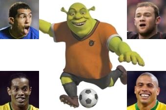 Топ 20 на най-грозните футболисти