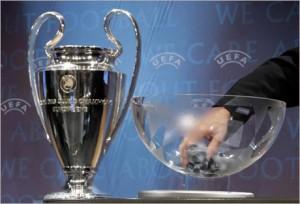 Жребик Шампионска лига и Лига Европа