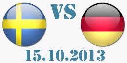 Швеция - Германия