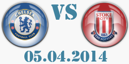 Chelsea-Stoke