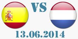 Испания - Холандия