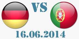 Германия - Португалия