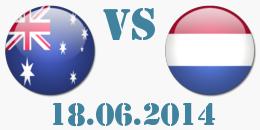 Австралия - Холандия