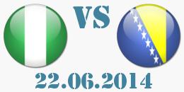 Нигерия - Босна и Херцеговина