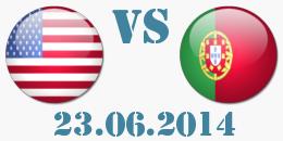 САЩ - Португалия