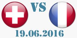 Швейцария - Франция