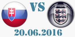 Словакия - Англия