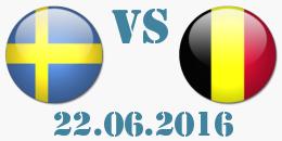 Швеция - Белгия