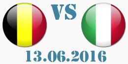 Белгия - Италия