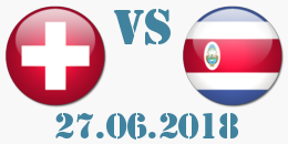 Швейцария - Коста Рика