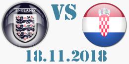 Англия - Хърватия
