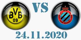 Борусия Дортмунд - Клуб Брюж