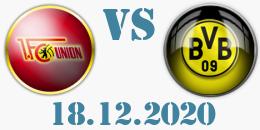 Унион Берлин - Борусия Дортмунд