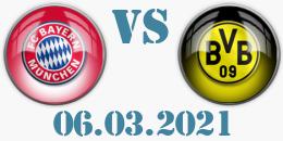 Байерн Мюнхен - Борусия Дортмунд