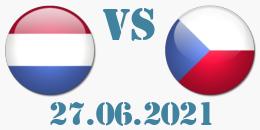 Нидерландия - Чехия